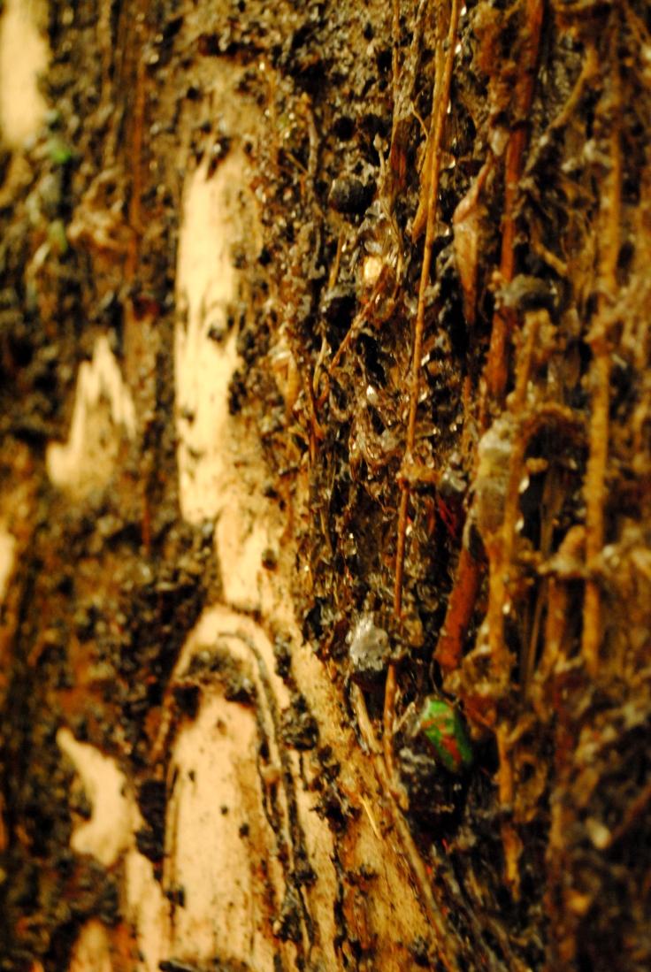 Appropriazione della vergine delle rocce (Enzo Fiore)