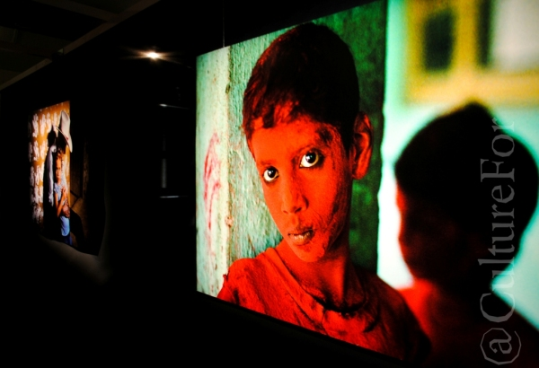 Steve Mc Curry@ Genova_www.culturefor.com
