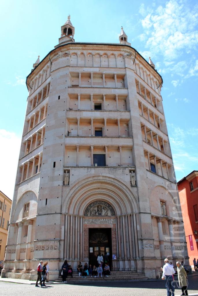 Battistero di Parma_www.culturefor.com