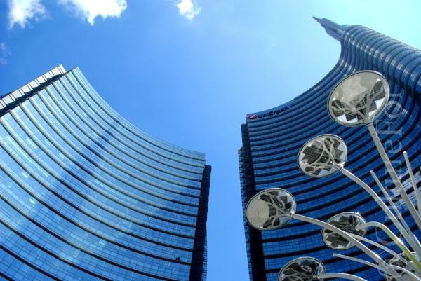 Piazza Gae Aulenti @Milano_www.culturefor.com
