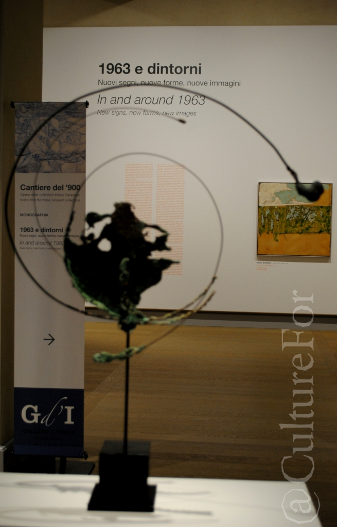 1963 e dintorni @Gallerie d'Italia, Milano_www.culturefor.com-13