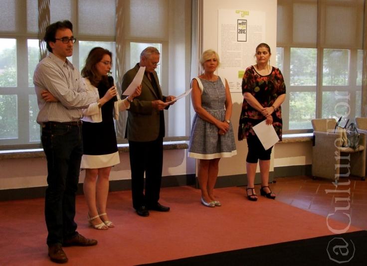Premiazione Biennale Giovani @Monza_www.culturefor.com