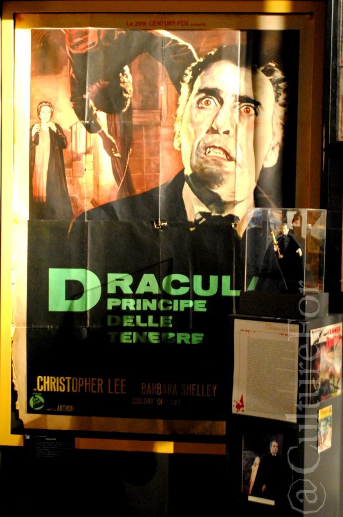 Vampiri, Zombie e Lupi Mannari @Museo del Manifesto,Milano _www.culturefor.com