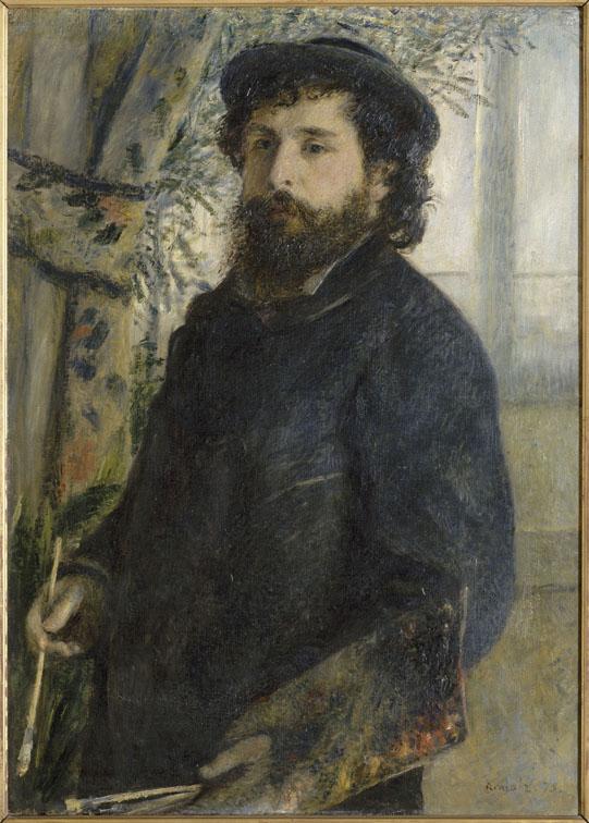 1. RENOIR Claude Monet