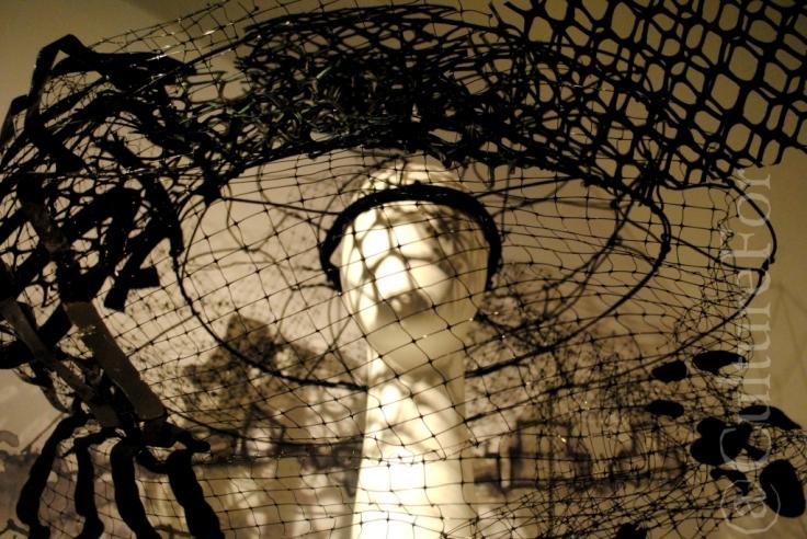 Anna Piaggi @Palazzo Morando, Milano _www.culturefor.com