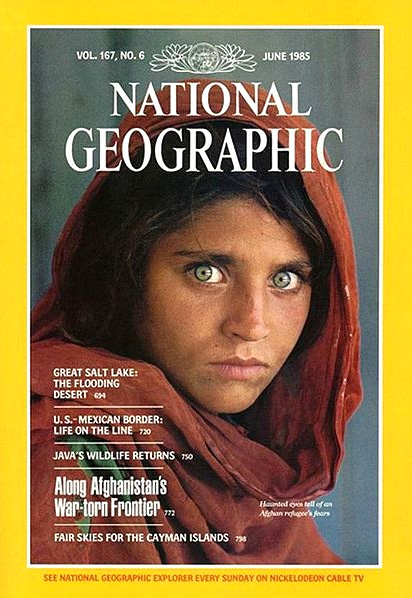 Steve McCURRY  by Catherine La Rose (45)