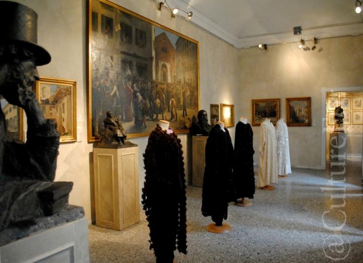 Valentina Cortese @Palazzo Morando, Milano _www.culturefor.com