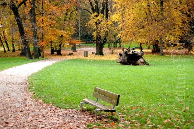 L'Autunno nei Giardini della Villa Reale di Monza _www.culturefor.com