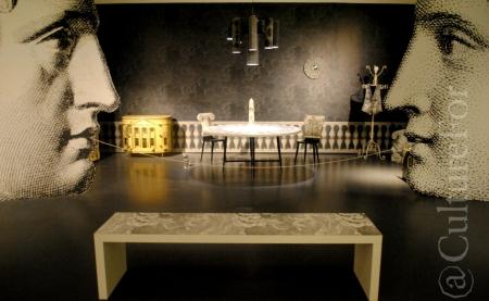 Piero Fornasetti @Triennale di Milano _ www.culturefor.com