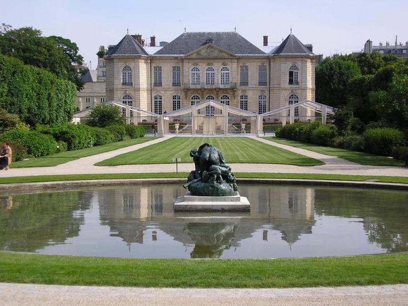 Museo rodin parigi culture for for Rodin scultore