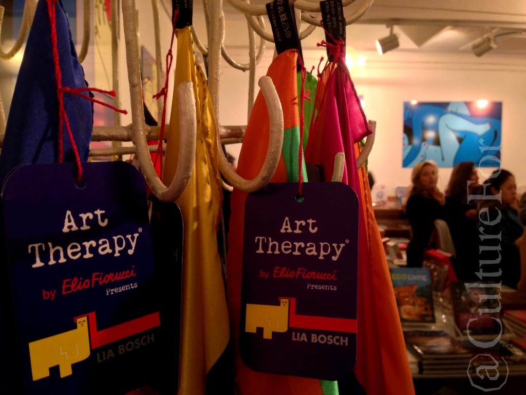 Art Therapy by Elio Fiorucci e Lia Bosch @Milano _ www.culturefor.com