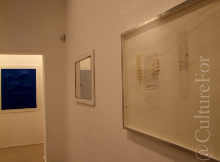 Bonalumi @Galleria Repetto, Milano _ www.culturefor.com