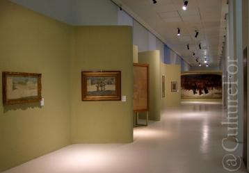 Sala del Quarto Stato al Museo del '900 @Milano _ www.culturefor.com