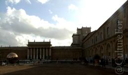 Sfera di Arnaldo Pomodoro @Musei Vaticani_ www.culturefor.com