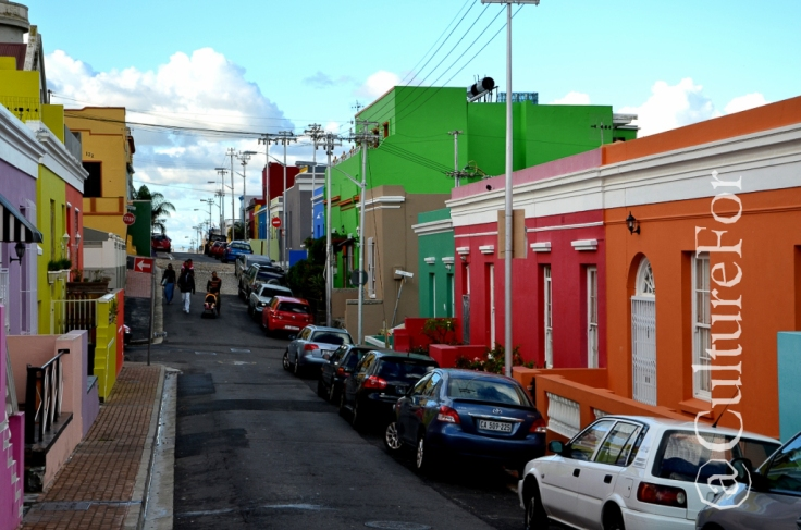 Bo Kaap @Cape Town, Sudafrica _ www.culturefor.com