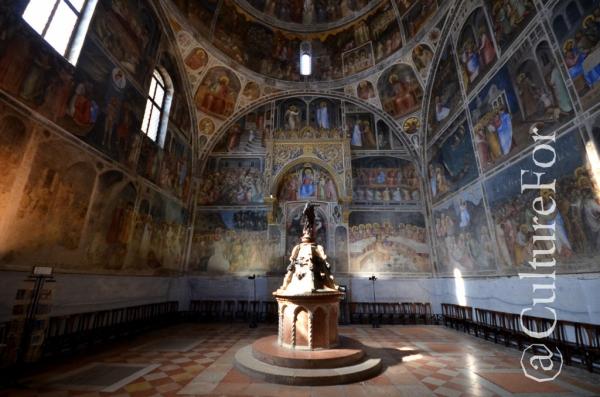 Il Battistero di Padova _ www.culturefor.com