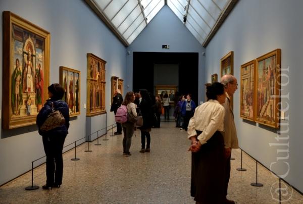 La Pinacoteca di Brera @Milano_ www.culturefor.com