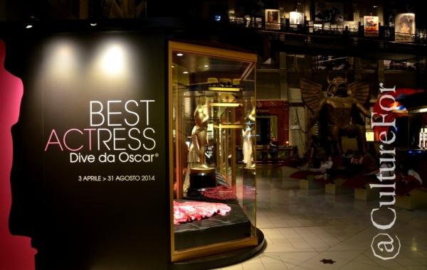 Best Actress. Dive da Oscar @Museo del Cinema, Torino _ www.culturefor.com