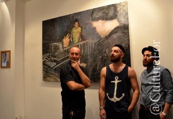 BIOgrafazio @77 Art Gallery _ www.culturefor.com-