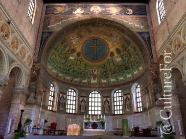 Basilica di Sant' Apollinare in Classe @Ravenna _ www.culturefor.com