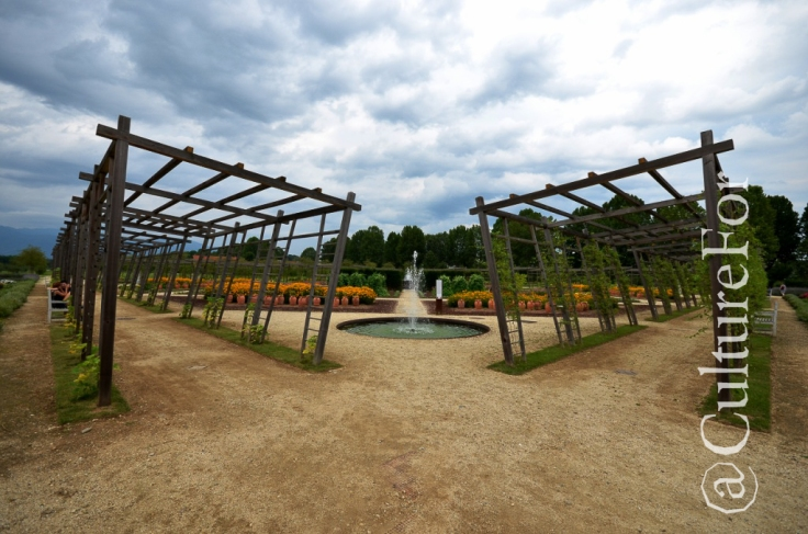 La Venaria Reale- I Giardini @Torino _ www.culturefor.com