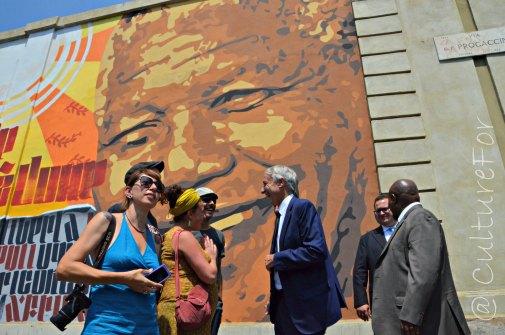 Murale Mandela @Fabbrica del Vapore_www.culturefor.com