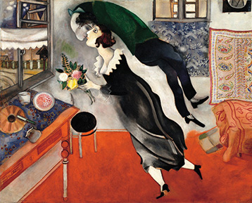 Il Compleanno_Marc Chagall