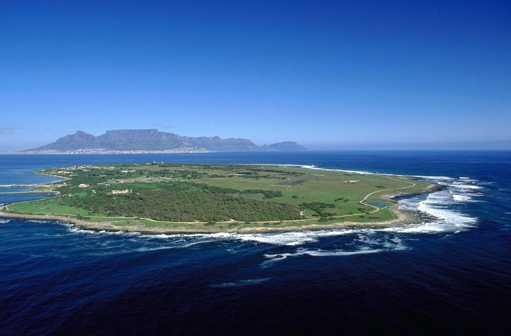 1. Robben Island