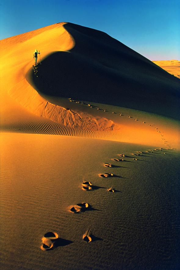 6.Deserto del Namib, Namibia. AprileMaggio 1972  © Walter Bonatti/Contrasto