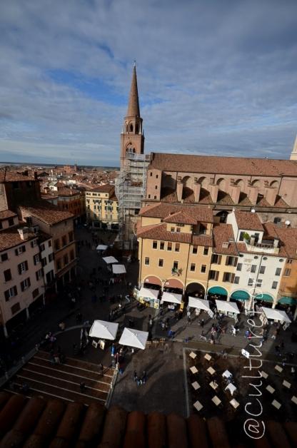 Torre dell'Orologio @Mantova _ www.culturefor.com