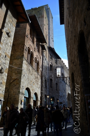 San Gimignano e le sue torri @Toscana _ www.culturefor.com-3