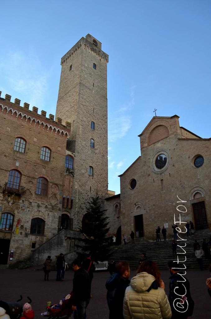 San Gimignano e le sue torri @Toscana _ www.culturefor.com-4