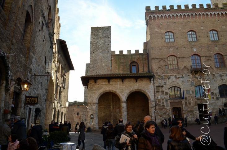 San Gimignano e le sue torri @Toscana _ www.culturefor.com-5