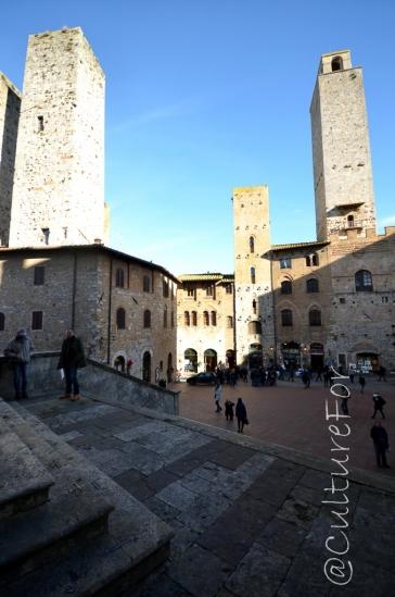 San Gimignano e le sue torri @Toscana _ www.culturefor.com-6