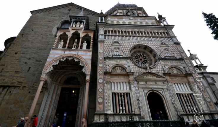 Basilica di Santa Maria Maggiore @Bergamo Alta _ www.culturefor.com