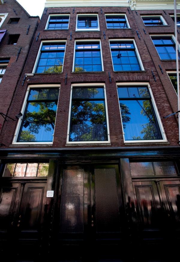 Copyright Anne Frank House - Photographer Cris Toala