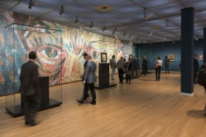 Thanks to the Van Gogh Museum for the images