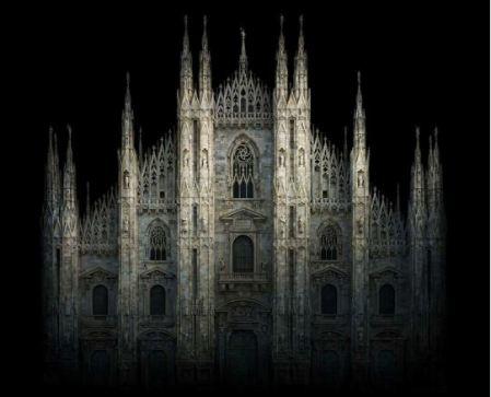 Irene Kung, Duomo. Milano, 2012 @ Irene Kung - Courtesy Contrasto Galleria Milano