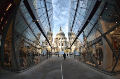 Graham Lacdao, St Paul's Cathedral