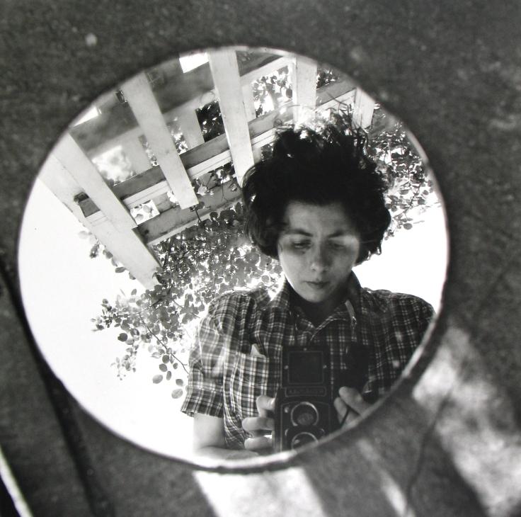 1. Autoritratto, giugno 1953