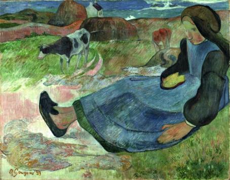 Gauguin_ragazzabretone_bassa