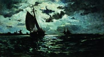 Gauguin_vascello_bassa