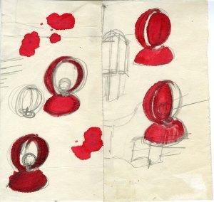 4 - Vico Magistretti, Eclisse - Cortesy Fondazione Vico Magistretti