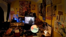 Bo130 e Microbo Density Room nel loro studio