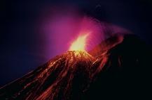 guatemala vulcano pasaya