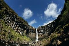 islanda svartifoss