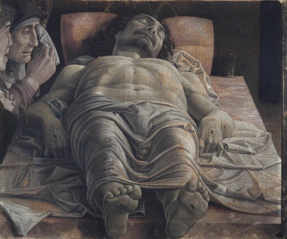 01_Andrea Mantegna Cristo morto
