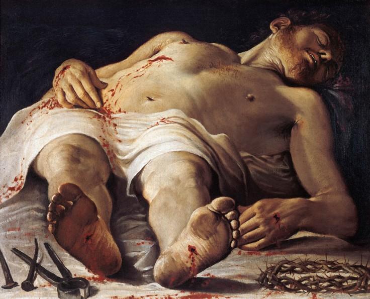 02_Annibale-Carracci-Cristo-morto-e-strumenti-della-Passione