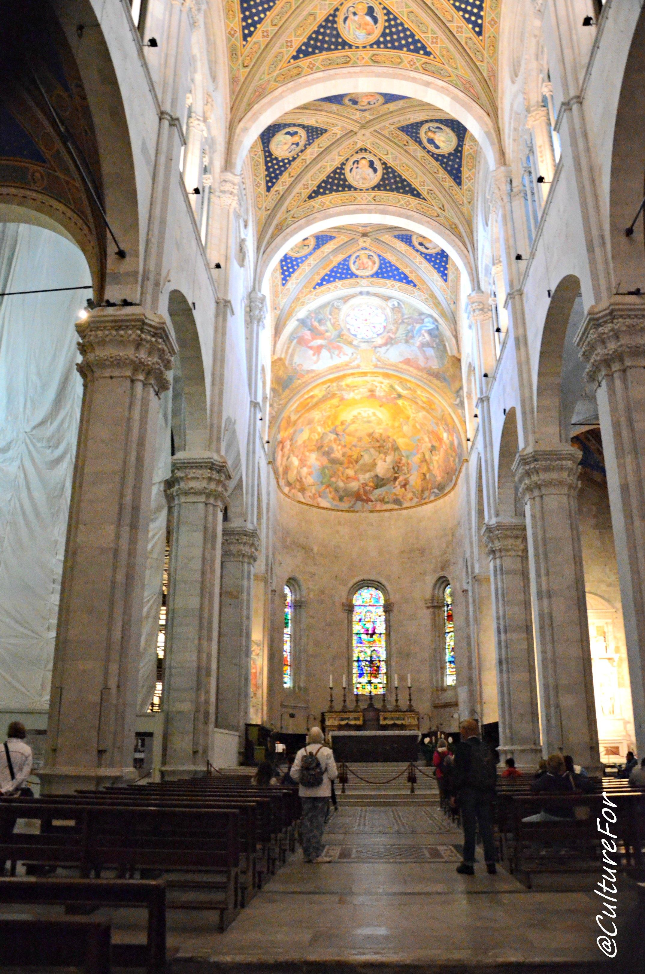 Cattedrale Di San Martino Lucca Culturefor