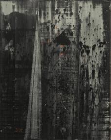 LI LEI_Untitled, 2007, acrilico su tela